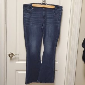 AE Size 20 jeans